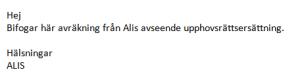 alis_ersättning